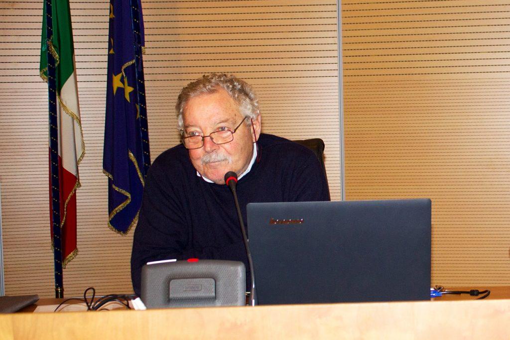 Armando FRALLICCIARDI, Vice Presidente Associazione ELISS