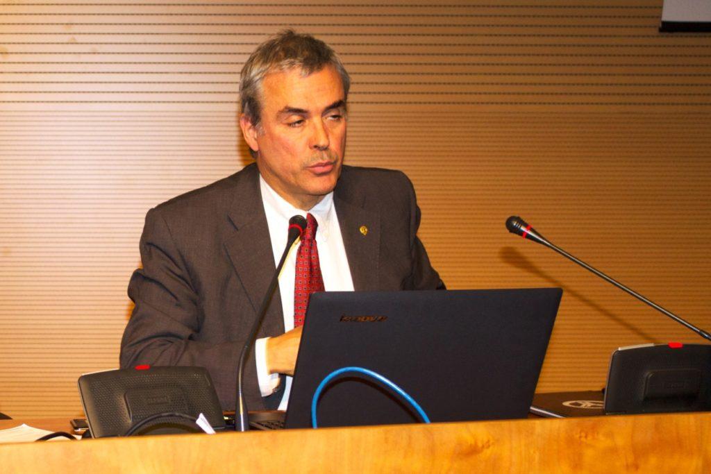 Col. RFI t.SFP Marco AVANZO, Comandante del Gruppo Carabinieri Forestale di Viterbo