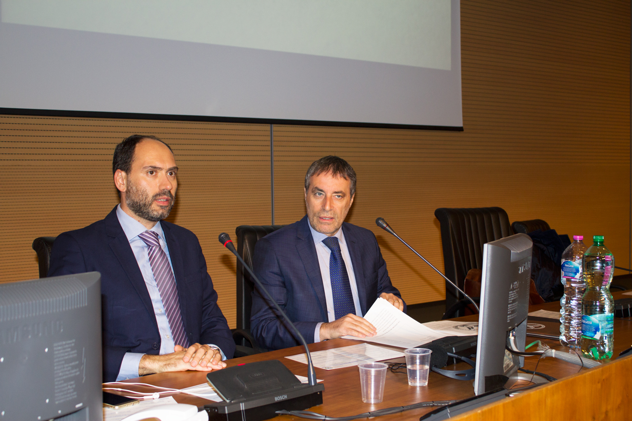 Cons. Francesco POLINO, Sostituto Procuratore Nazionale Antimafia e Antiterrorismo